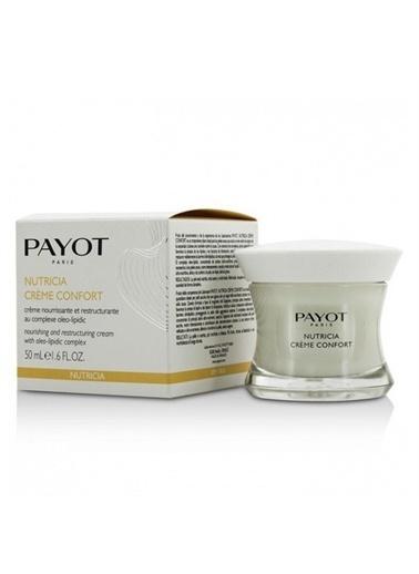 Payot Nutrıcıa Dry Skın Creme Confort 50 Ml - Besleyici Yüz Ve Vücut Kremi Renksiz